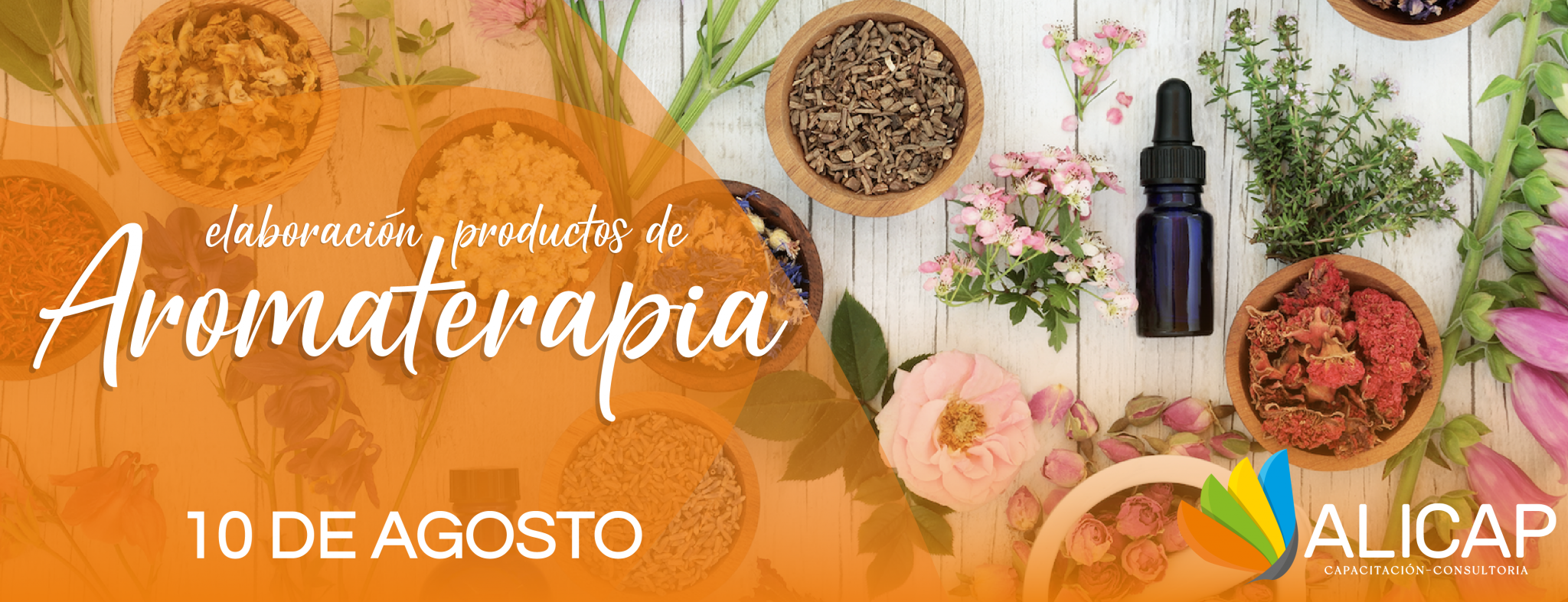 Aromaterapia banner